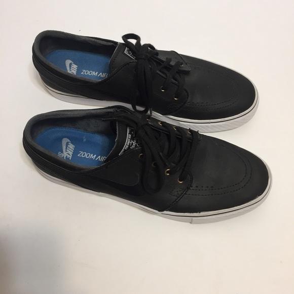 buy sale huge sale great quality Nike SB Zoom Stefan Janoski Leather Shoes